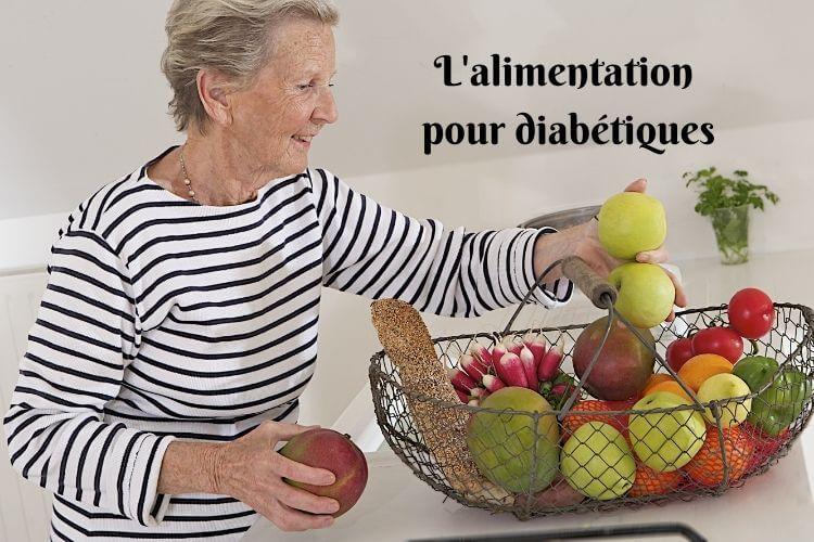 Que faut-il manger lorsque l'on est diabétique?